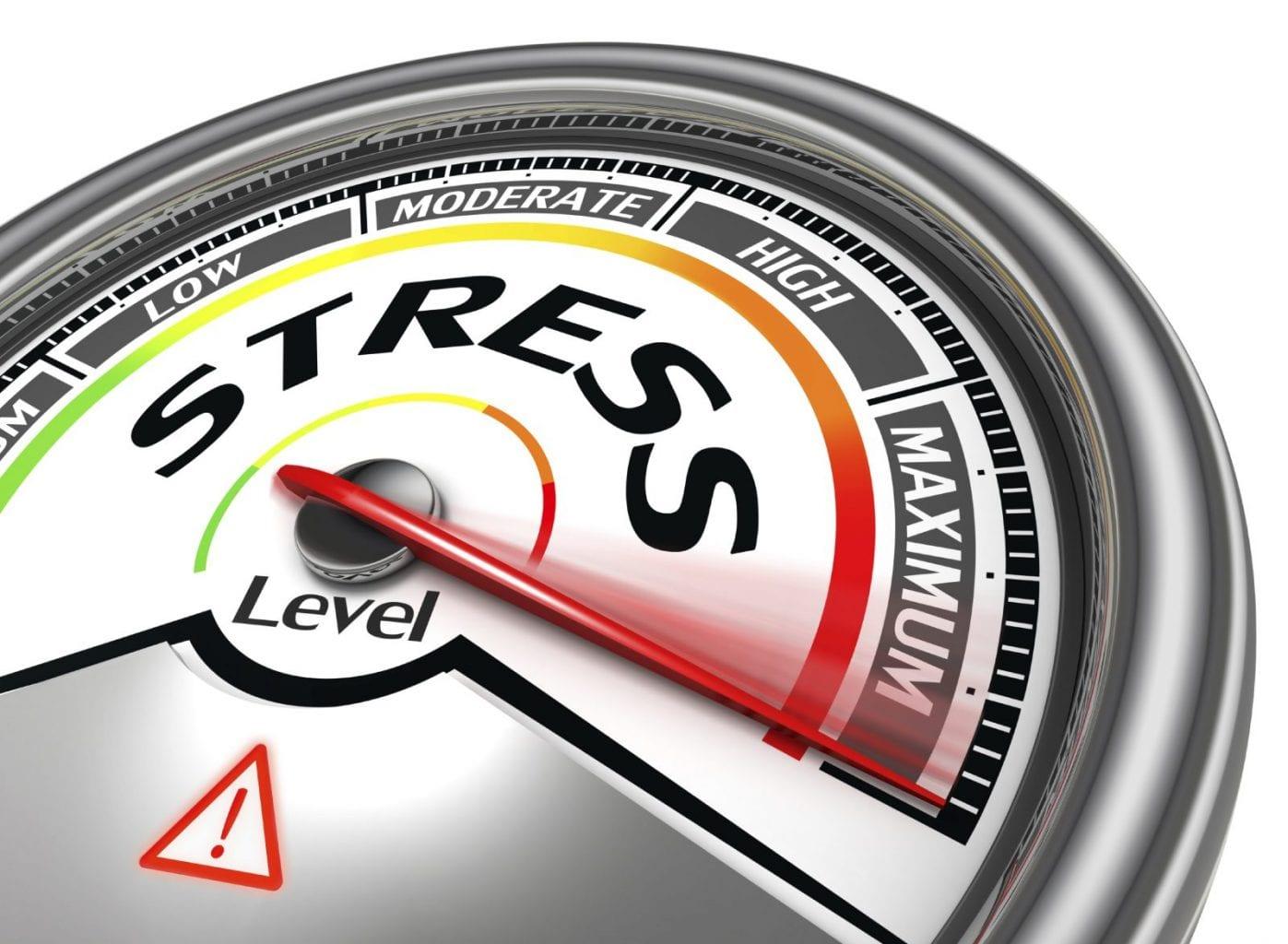 High Stress Jobs need Massage