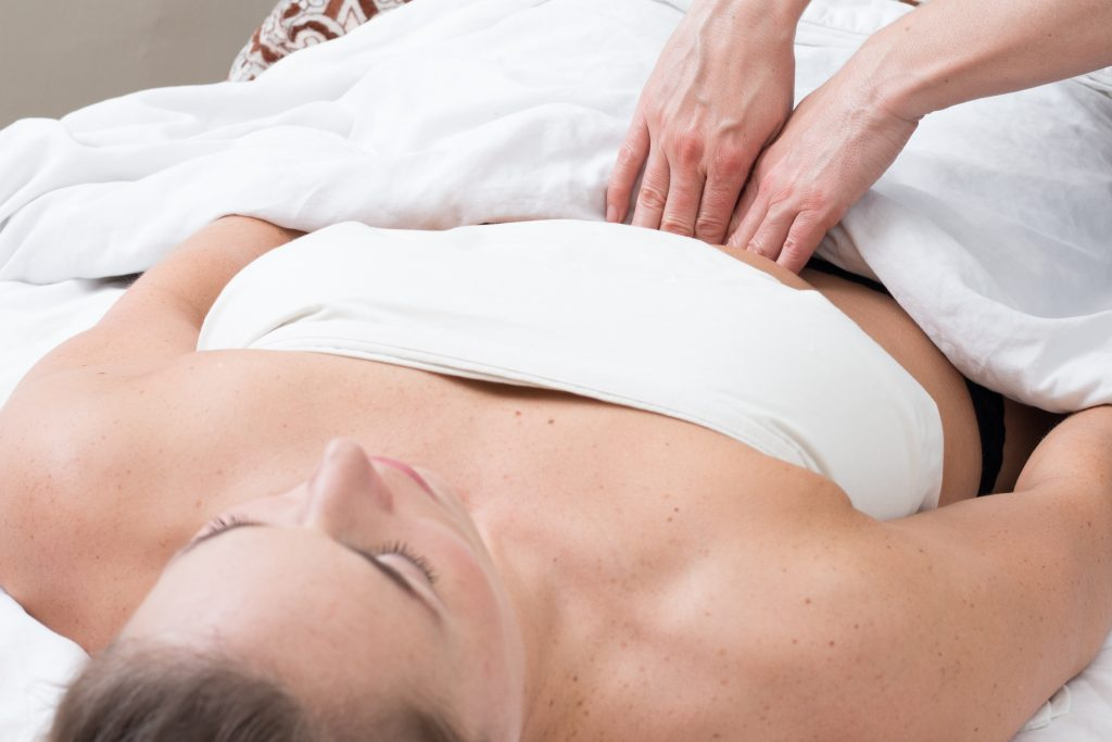 Abdominal Detox Massage can help your resolutions